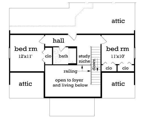 План 2 этажа План одноэтажного дома г-образной формы с мансардой и гаражом 161 кв м