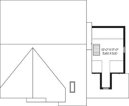 Отличный дом План с жилым цоколем