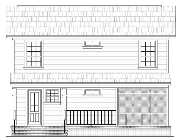 Этот практичный проект двухэтажного каркасного дома  9 на 9 метров площадью  до 150 кв.м с 3 спальнями подходит для постоянного проживания. Также перед домом есть веранда..