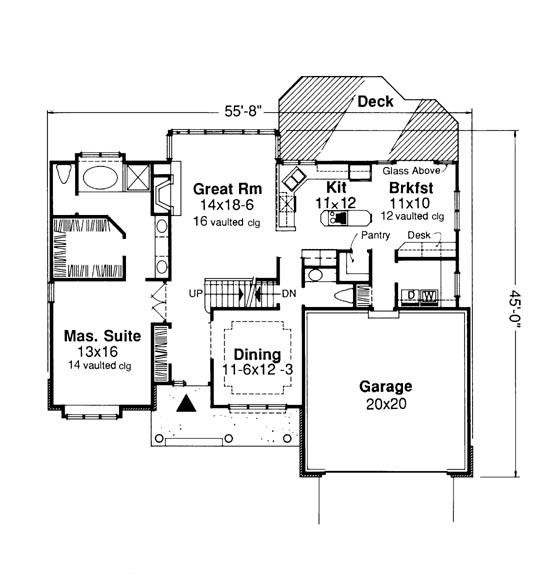 Отличный проект одноэтажного дома  площадью  до 200 кв.м с гаражом на 2 машины и с 3 спальнями подходит для постоянного проживания. Также перед домом есть веранда..