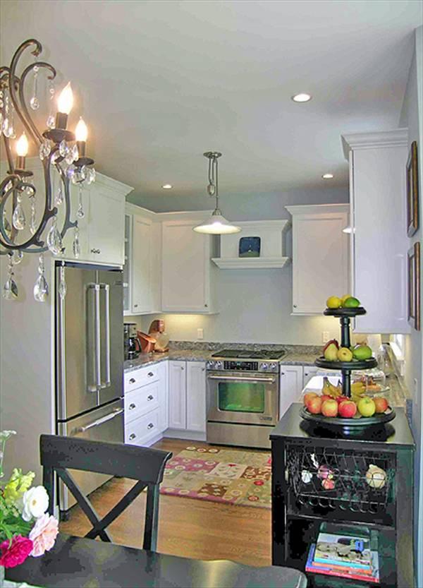 Кухня Проект дома