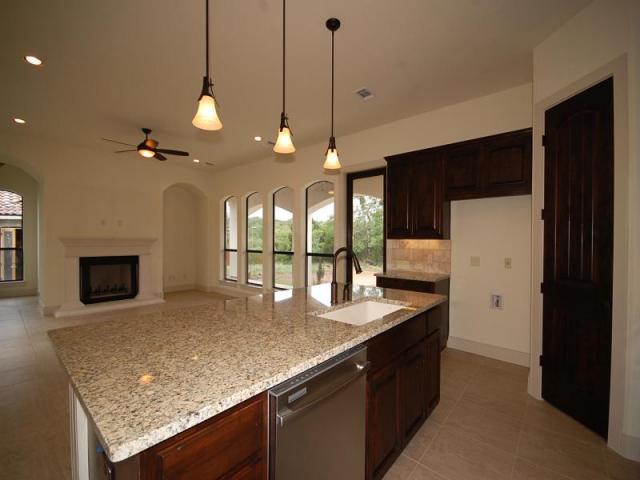 Кухня и гостиная План 2-этажного дома 13x20 221 кв м