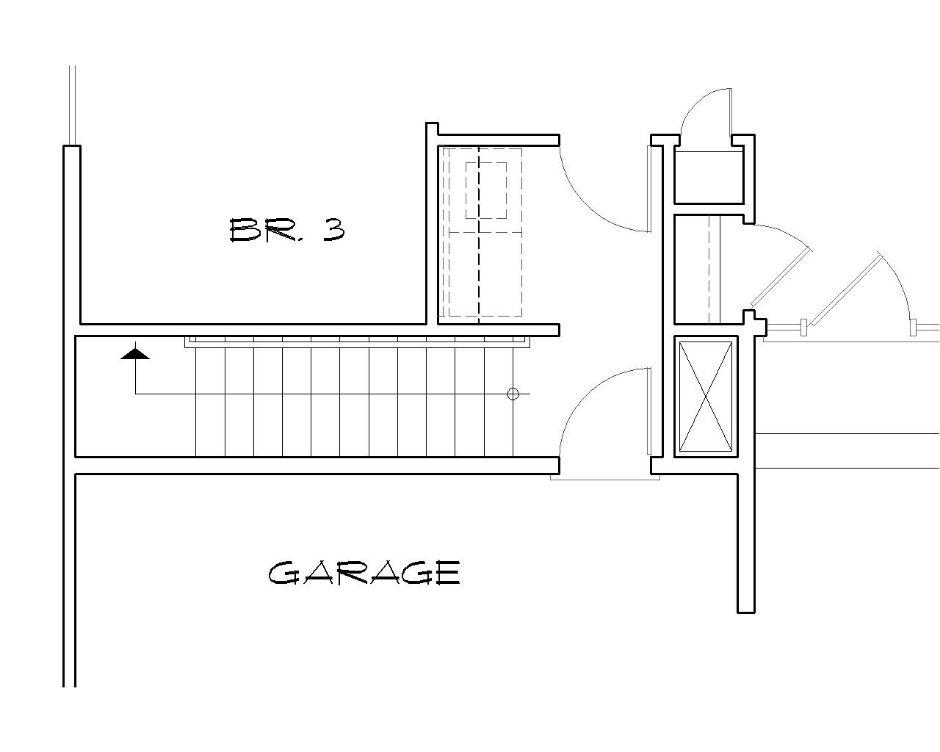 Этот практичный проект одноэтажного дома  12 на  площадью  до 150 кв.м с гаражом на 2 машины и с 3 спальнями подходит для постоянного проживания.