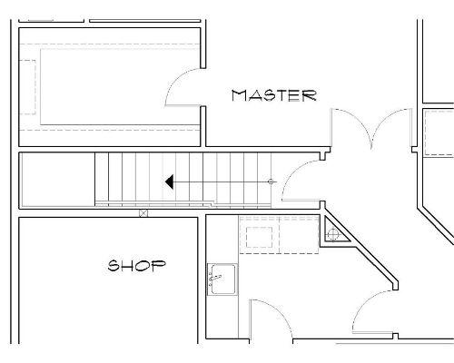 Этот красивый проект одноэтажного дома в стиле кантри площадью  до 200 кв.м с большим гаражом и с 3 спальнями подходит для постоянного проживания. В большой спальне есть ванная. Также перед домом есть веранда..
