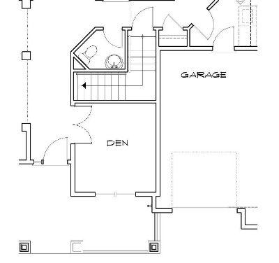 План цокольного этажа План 1-этажного дома 18x16 186 кв м