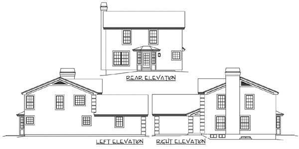 Этот красивый проект двухэтажного каркасного дома в европейском стиле  площадью  до 200 кв.м с гаражом на 2 машины и с 3 спальнями подходит для постоянного проживания. В большой спальне есть ванная и гардеробная комната. Также перед домом есть веранда..