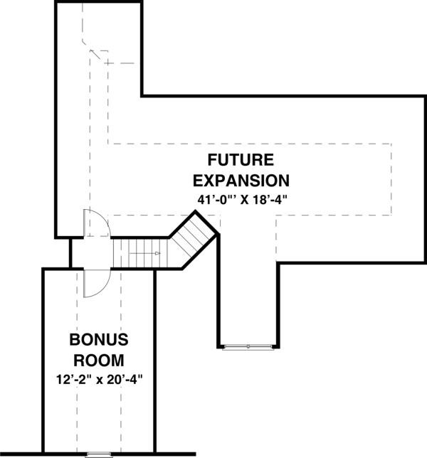 План 2 этажа План одноэтажного дома с жилым цокольным этажом с планировкой