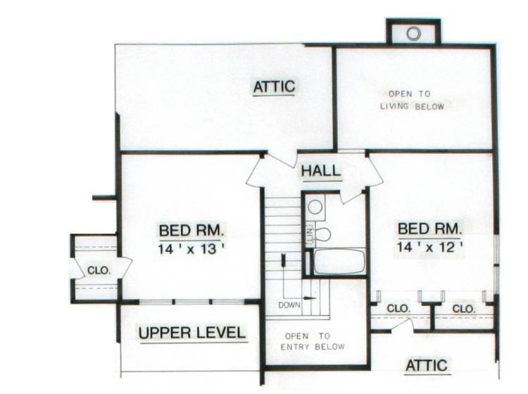 План 2 этажа План одноэтажного дома с мансардой 147 кв м