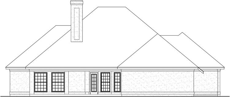 Удобный дом План 1-этажного дома 20x19 178 кв м