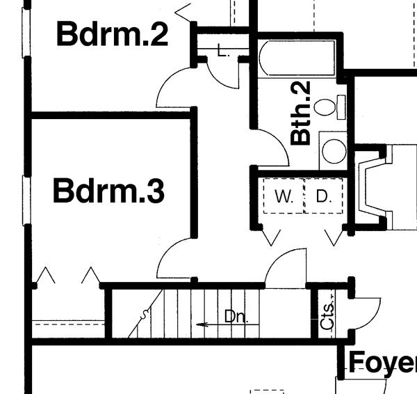 План цокольного этажа План 1-этажного дома с 3 спальнями 127 кв м