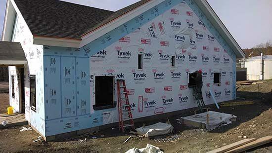 Как построить каркасный дом ещё дешевле и теплее