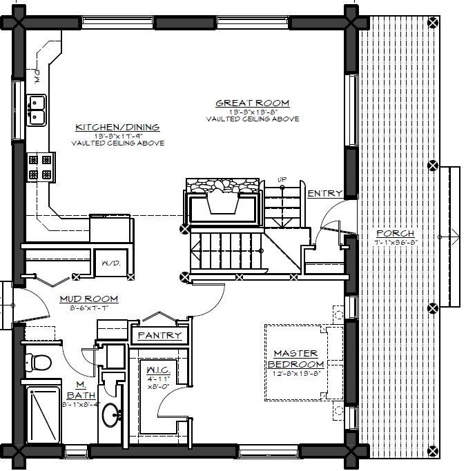 Отличный проект двухэтажного каркасного дома в дачном стиле 10 на 11 метров площадью  до 150 кв.м с одной спальней подходит  для дачи . Также перед домом есть веранда..