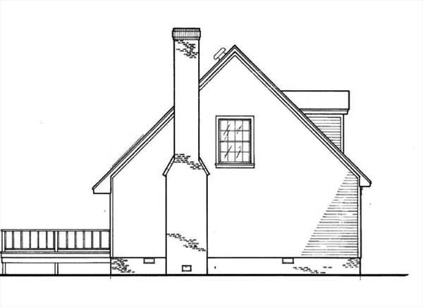 Фасад дома План 2-этажного дома 15x9 127 кв м