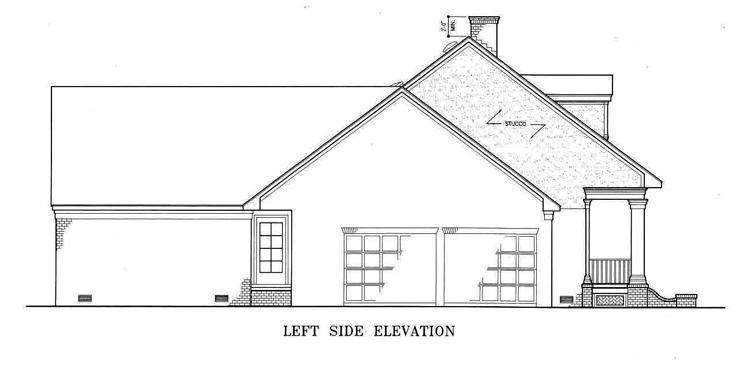 Проект каркасного дома План 1-этажного дома с кабинетом около спальни
