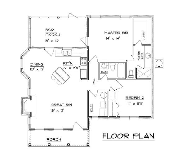 План 1 этажа План одноэтажного дома 12x12 102 кв м