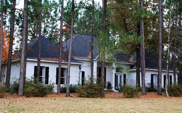 Комфортный дом План 1-этажного дома 22x20 188 кв м