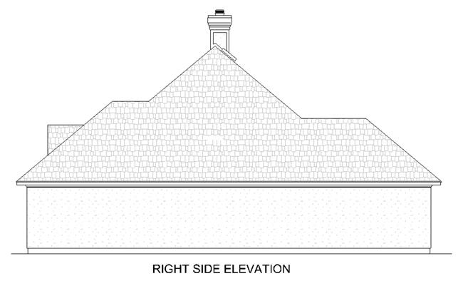 Этот практичный проект одноэтажного дома  площадью  до 200 кв.м с гаражом на 2 машины и с 4 спальнями подходит для постоянного проживания. Также перед домом есть веранда..