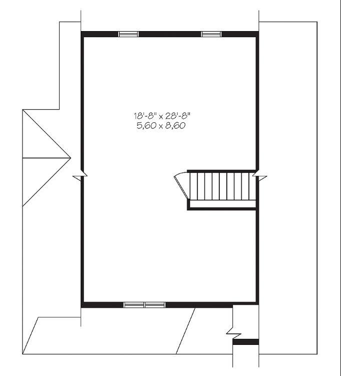 Этот популярный проект одноэтажного дома с мансардой в дачном стиле 7 на 10 метров площадью  до 150 кв.м с одной спальней подходит  для дачи и  строительства дома с цокольным этажом на участке с уклоном и  для строительства дома с цокольным этажом на склоне . В большой спальне есть ванная. Также перед домом есть веранда..