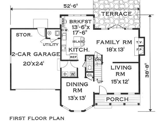 Этот привлекательный проект двухэтажного каркасного дома в английском стиле11 метров площадью  до 200 кв.м с гаражом на 2 машины и с 4 спальнями подходит для постоянного проживания. Также перед домом есть веранда..