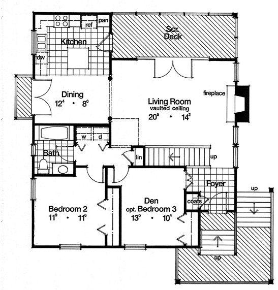 Этот красивый проект одноэтажного дома с мансардой в стиле прованс 10 на 11 метров площадью  до 200 кв.м с 3 спальнями подходит для постоянного проживания. В большой спальне есть ванная. Также перед домом есть веранда..