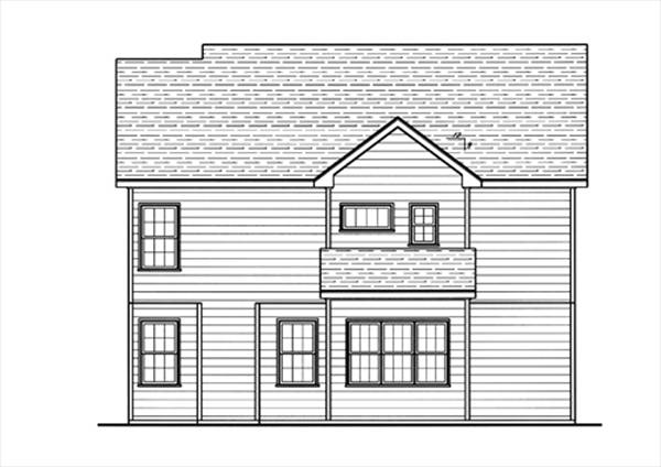 Замечательный проект двухэтажного каркасного дома в стиле кантри 11 на  площадью  до 200 кв.м с гаражом на 2 машины и с 3 спальнями подходит для постоянного проживания. В большой спальне есть ванная. Также перед домом есть веранда..