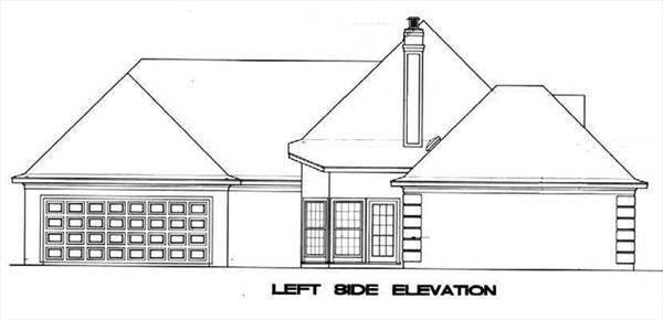 Проект дома купить План 1-этажного дома 22x20 188 кв м