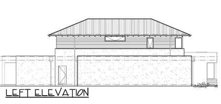 Фото 4 План двухэтажного дома из газобетона  с гаражом и верандой 285 кв м