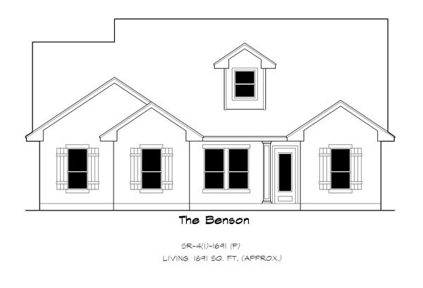 Проект каркасного дома План одноэтажного дома с 4 спальнями до 160 кв м
