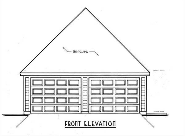 Этот красивый проект двухэтажного каркасного дома в английском стиле12 метров площадью  до 200 кв.м с гаражом на 2 машины и с 3 спальнями подходит для постоянного проживания.