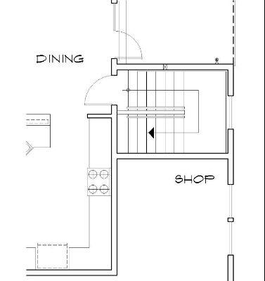 Замечательный проект одноэтажного дома в американском стиле площадью  до 200 кв.м с большим гаражом и с 3 спальнями подходит для постоянного проживания. В большой спальне есть ванная. Также сзади дома пристроена веранда..