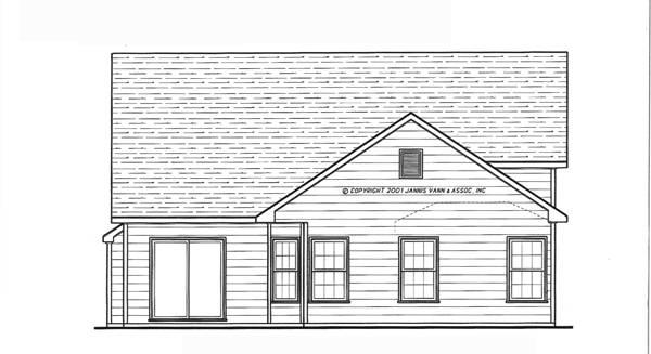 Этот симпатичный проект одноэтажного дома  11 на  площадью  до 150 кв.м с гаражом на 2 машины и с 3 спальнями подходит для постоянного проживания. В большой спальне есть ванная. Также сзади дома пристроена веранда..