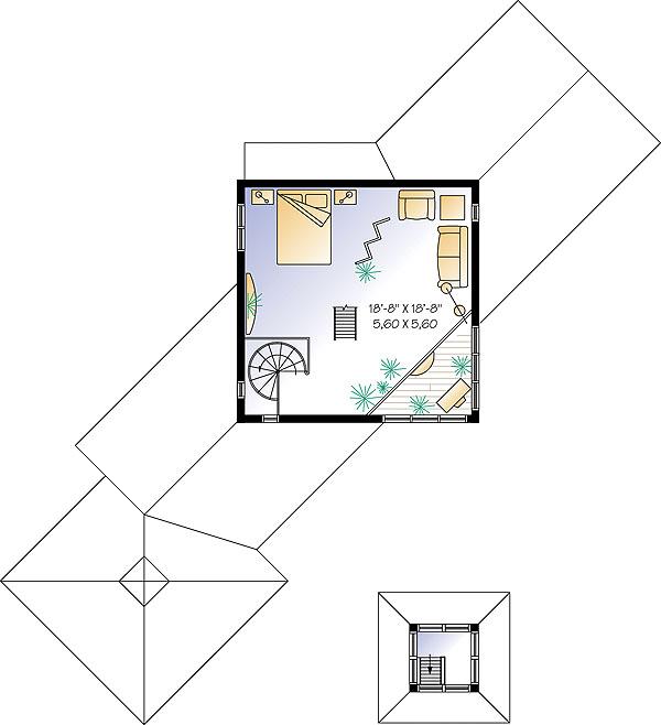Этот удобный проект двухэтажного каркасного дома в современном стиле8 метров площадью  до 150 кв.м с большим гаражом и с 2 спальнями подходит  для дачи . В большой спальне есть ванная. В проекте дома есть терраса..