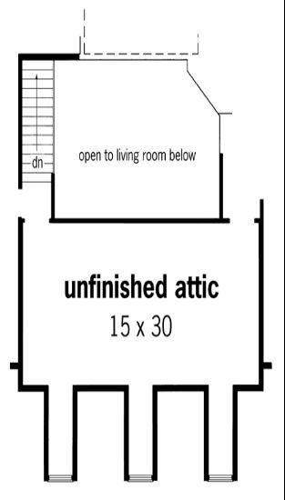 План 2 этажа План 1-этажного дома с верандой и внутренним двориком