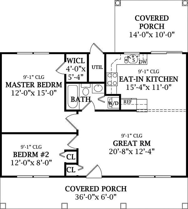 Этот практичный проект одноэтажного дома в дачном стиле 11 на 12 метров площадью  до 100 кв.м с 2 спальнями подходит  для дачи . В проекте дома есть терраса..