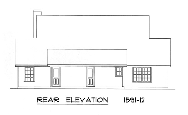 Вид сзади План одноэтажного каркасного дома с мансардой 16x14 148 кв м