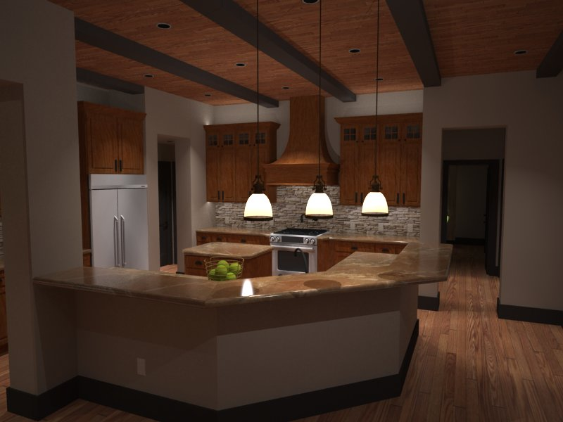 Популярный проект двухэтажного каркасного дома в американском стиле площадью  до 250 кв.м с гаражом на 2 машины и с 3 спальнями подходит для постоянного проживания. В большой спальне есть ванная. Также перед домом есть веранда..