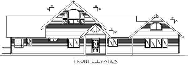 Фото 2 План монолитно-бетонного дома из несъемной опалубки GH-35141-15-2