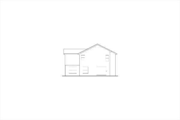 Замечательный проект двухэтажного каркасного дома площадью  до 200 кв.м с гаражом на 2 машины и с 4 спальнями подходит для постоянного проживания.