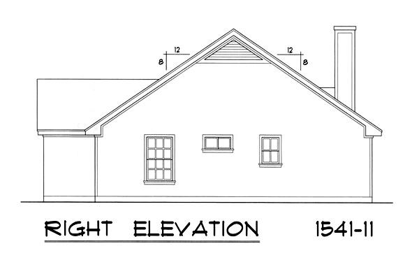 Этот популярный проект одноэтажного дома в американском стиле площадью  до 150 кв.м с гаражом на 2 машины и с 3 спальнями подходит для постоянного проживания.