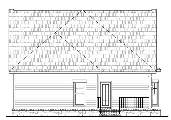 Этот прекрасный проект одноэтажного дома в дачном стиле 11 на  площадью  до 200 кв.м с гаражом на 2 машины и с 3 спальнями подходит  для дачи . Также перед домом есть веранда..
