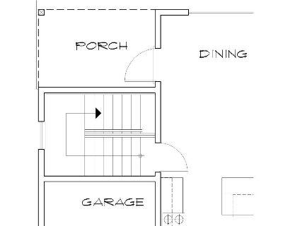 Этот практичный проект одноэтажного дома в американском стиле площадью  до 200 кв.м с большим гаражом и с 3 спальнями подходит для постоянного проживания. В большой спальне есть ванная. Также перед домом есть веранда..