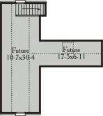 План 2 этажа План 1-этажного дома 24x13 174 кв м