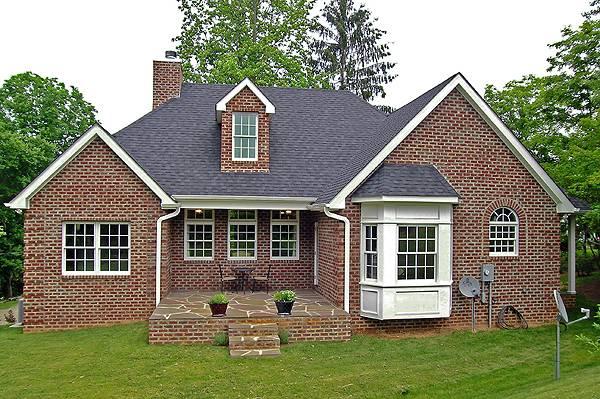 Комфортный дом Проект дома