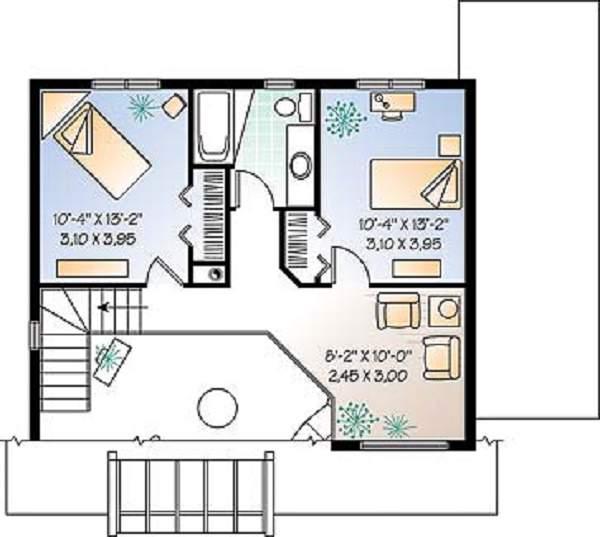 Этот удобный проект одноэтажного дома с мансардой в современном стиле 11 на 9 метров площадью  до 150 кв.м с 3 спальнями подходит  для дачи . Фасад с большими окнами.