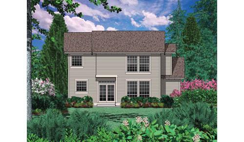 План 2-этажного дома 12x13 182 кв м