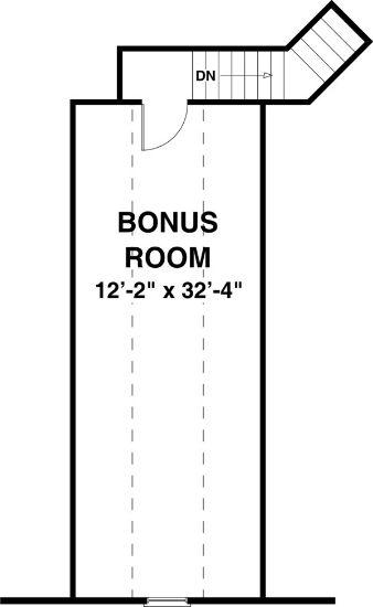 План верхнего этажа План 1-этажного дома 16x22 167 кв м