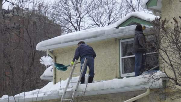 Сколько это: слишком много снега?