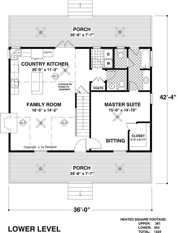 Этот прекрасный проект одноэтажного дома с мансардой в дачном стиле 11 на 12 метров площадью  до 150 кв.м с 3 спальнями подходит  для дачи. Планировка дома включает две веранды спереди и сзади на всю ширину дома, гостиную со вторым светом.