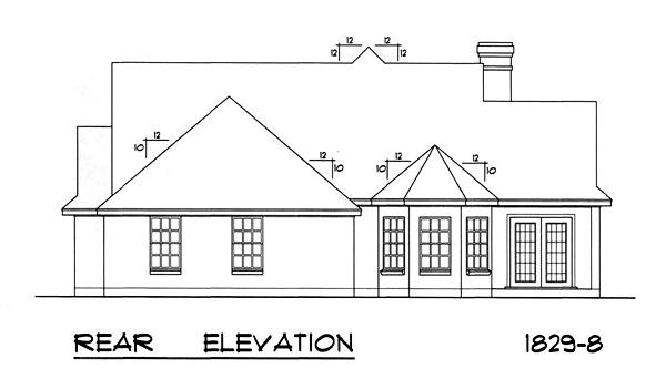 Проект одноэтажного дома с эркерами отличная планировка с 3 спальнями