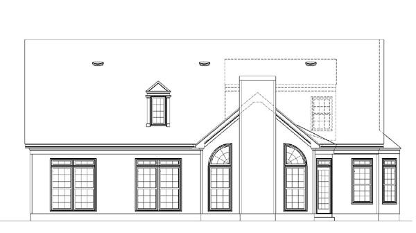 Интересный проект одноэтажного дома с мансардой  площадью  до 200 кв.м с гаражом на 2 машины и с 3 спальнями подходит для постоянного проживания. Также перед домом есть веранда..